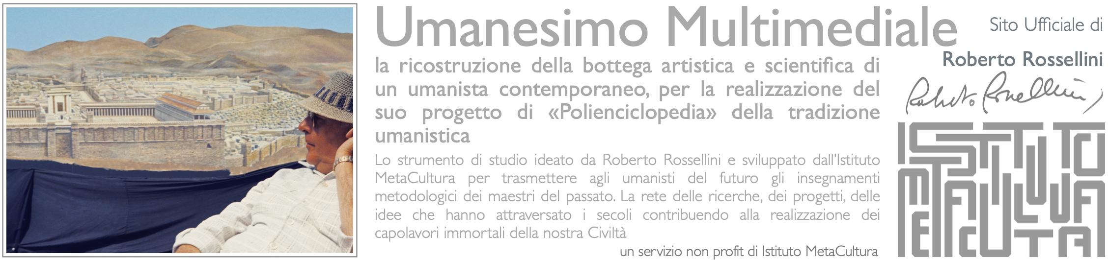 La Fondazione Roberto Rossellini
